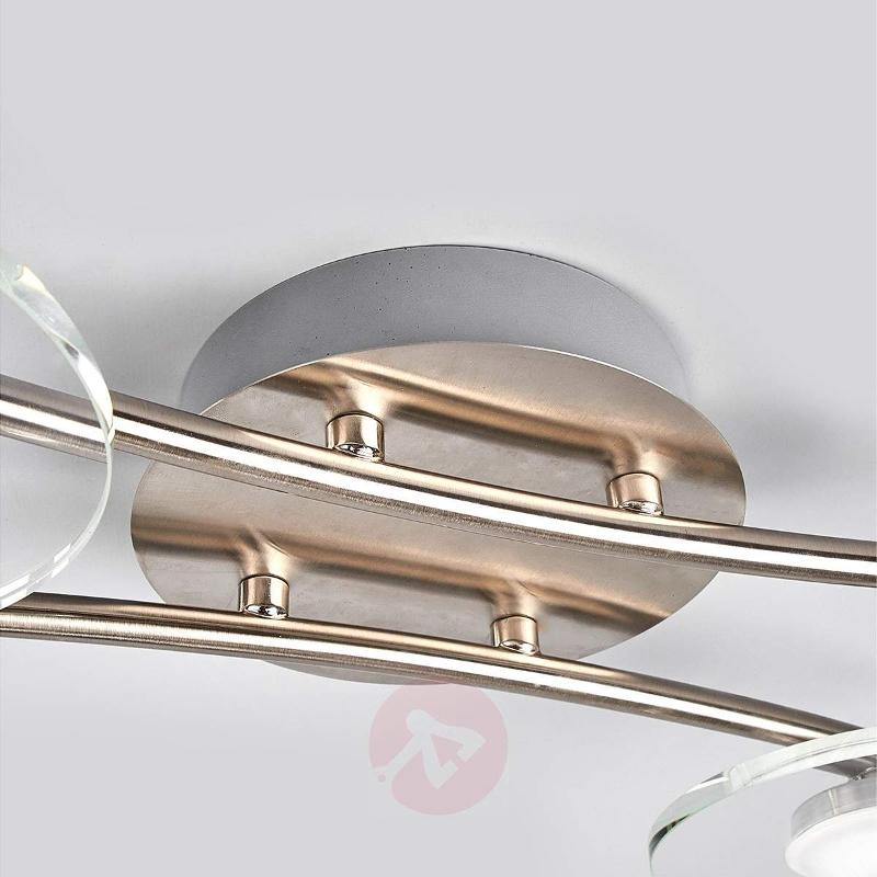 Beautiful LED ceiling light Tiam - Ceiling Lights