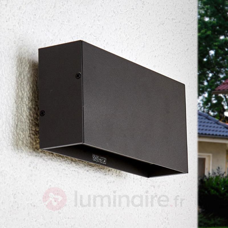 Elies - applique d'extérieur LED à deux lampes - Appliques d'extérieur LED