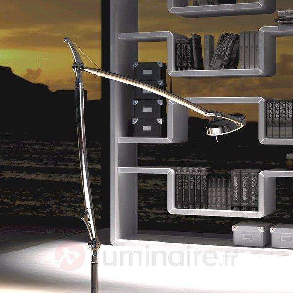 Lampadaire moderne LED Perceval - Lampadaires LED