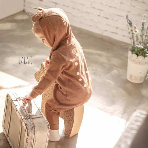 Bambi Suit - by LALA