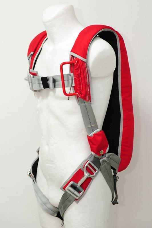 Parachute de sauvetage Air-Pol - Parachute dorsal SK-94