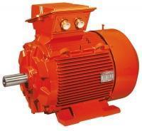 FLSE ATEX Gaz - Carter fonte - Sécurité augmentée 0.37 à 7.5 kW - null