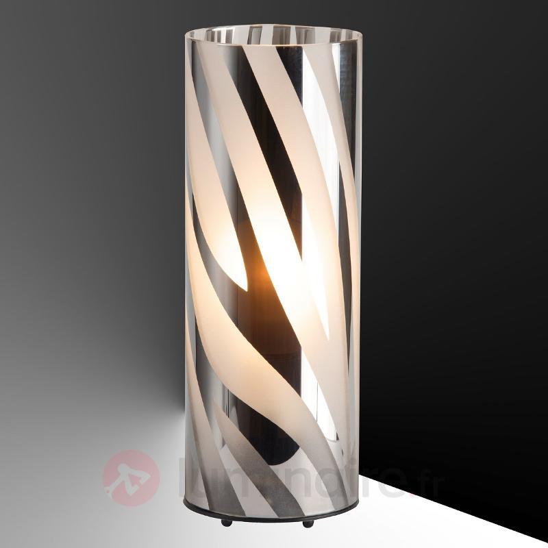 Lampe à poser géniale WEGA chromée - Toutes les lampes à poser