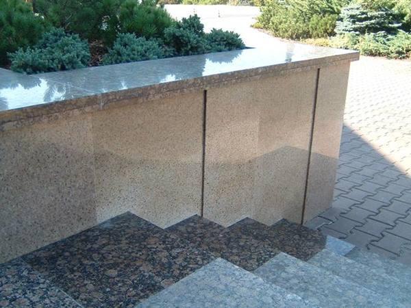 Stein platten