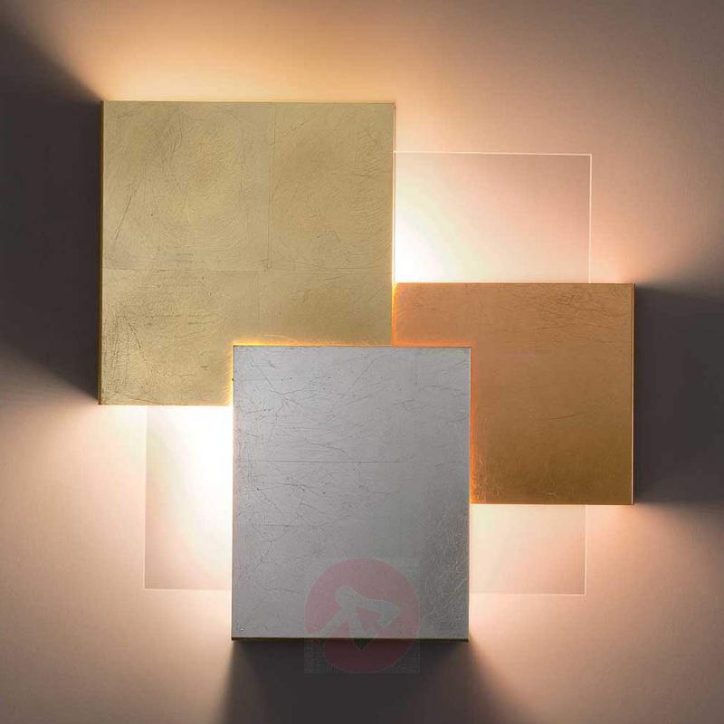 Dazzling LED wall light Gustav - indoor-lighting