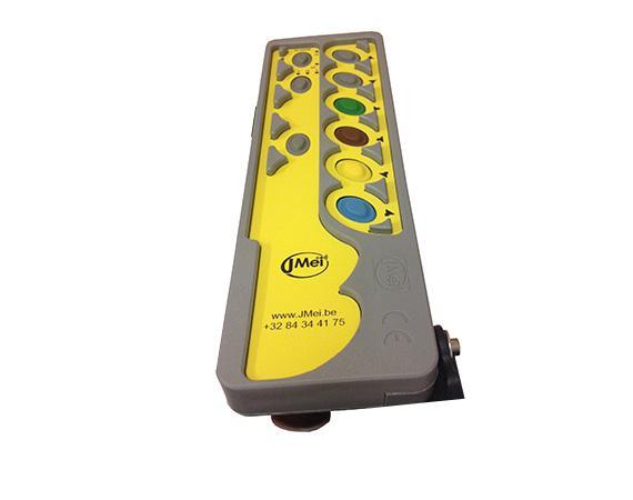 Radiocommande type boîte à boutons double vitesse - RCB90 - Universelle