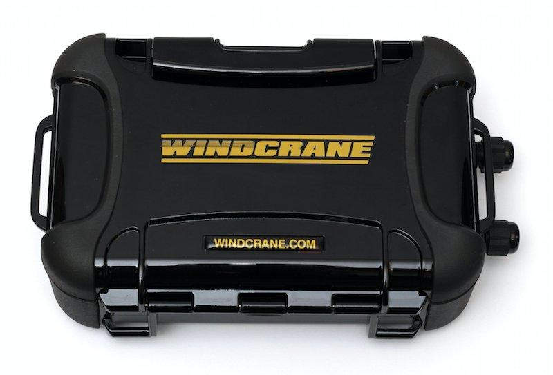 WINDCRANE mini - Wind speed monitoring system