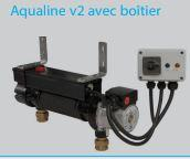 New Aqualine v2 (With control box) - 3kW - Heating and circulating unit for stall drinking bowls