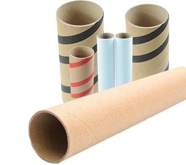 Cardboard cores - custom manufactured paper tubes