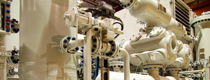 Compressor Mechanical Seals -