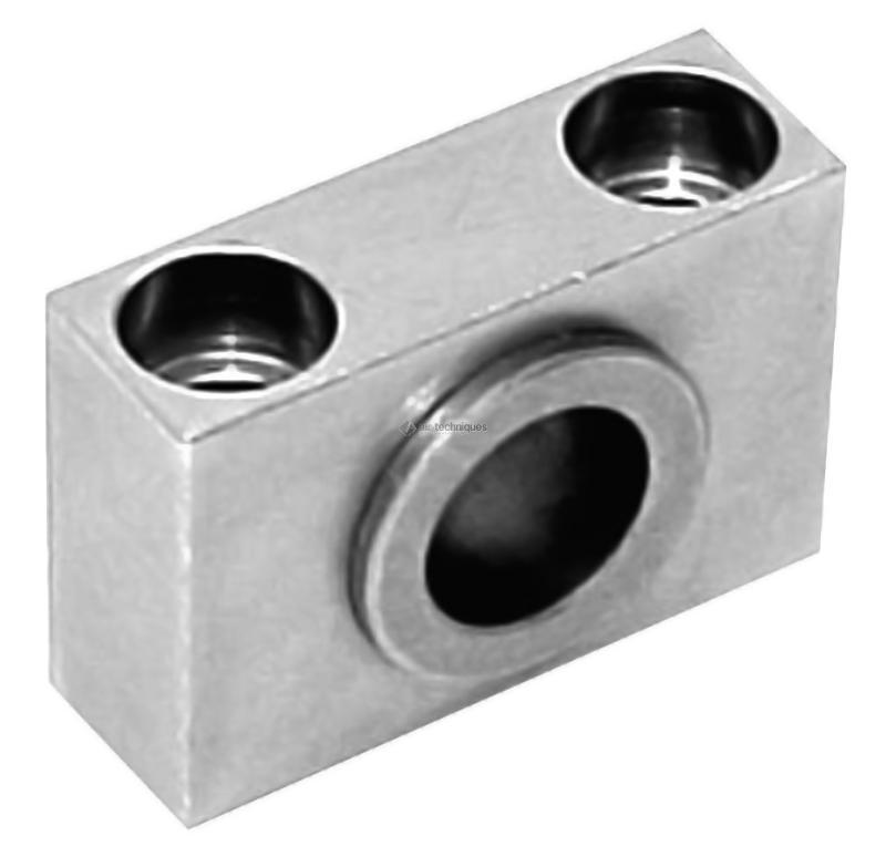 Support de tourillon DN100-125 - Accessoires de fixation