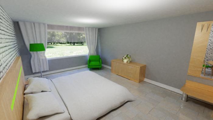 Hotelzimmer - null
