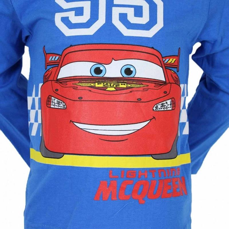 Wholesaler kids clothing t-shirt Disney Cars - t-shirt long sleeve