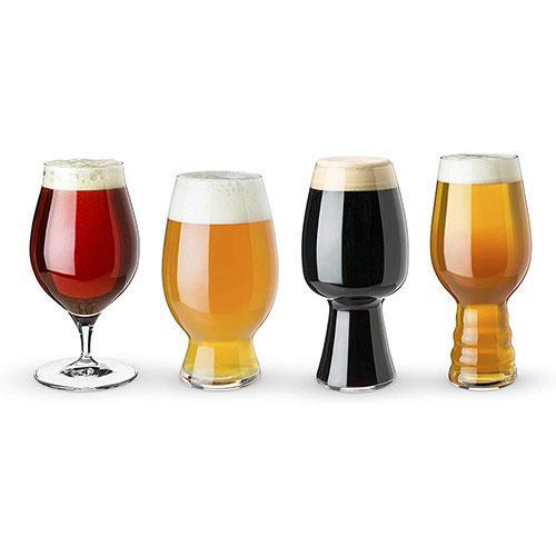 Transparent beer glasses mugs black beer bottle beer cup - Glass