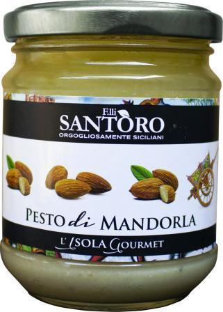 Pesto di Mandorle - Almond pesto