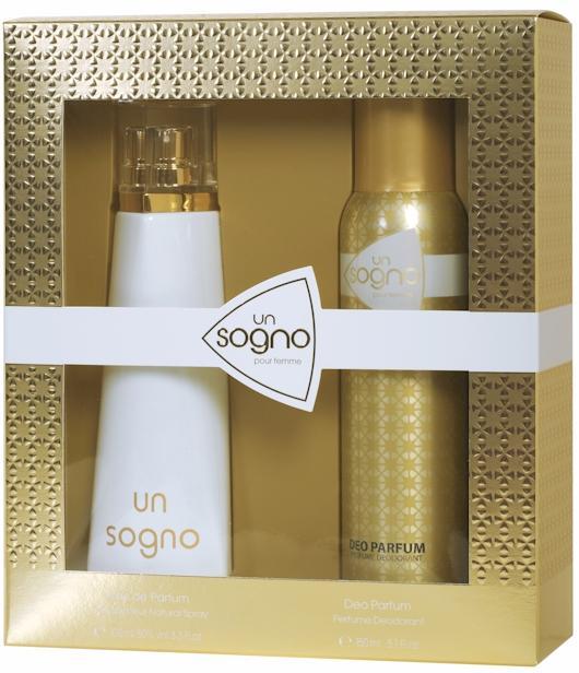 Parfums Coffrets - UN SOGNO FEMME