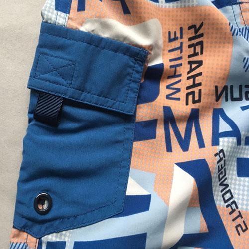 мужские пляжные шорты -