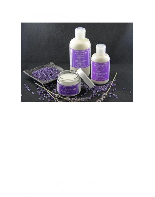 Lait Purifiant Lavande - Produits de massage