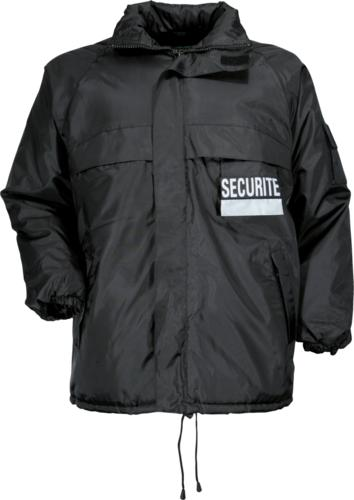 Coupe Vent Fourre Polaire Securite - null