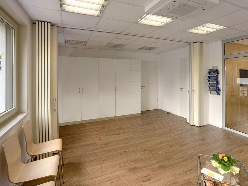 Folding partitions - Faltina-plan