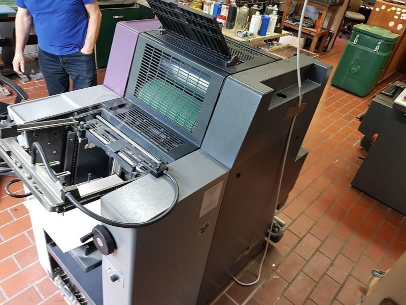 Heidelberg Quickmaster QM 46-1 - Used Machine