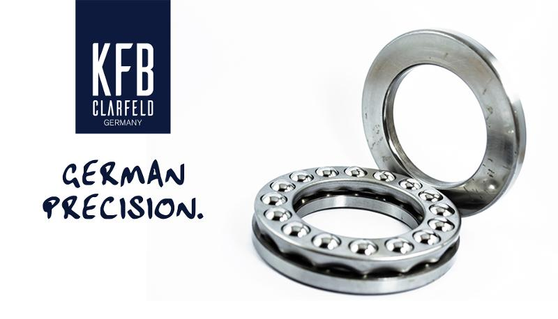 THRUST BALL AND ROLLER BEARINGS - portfolio products