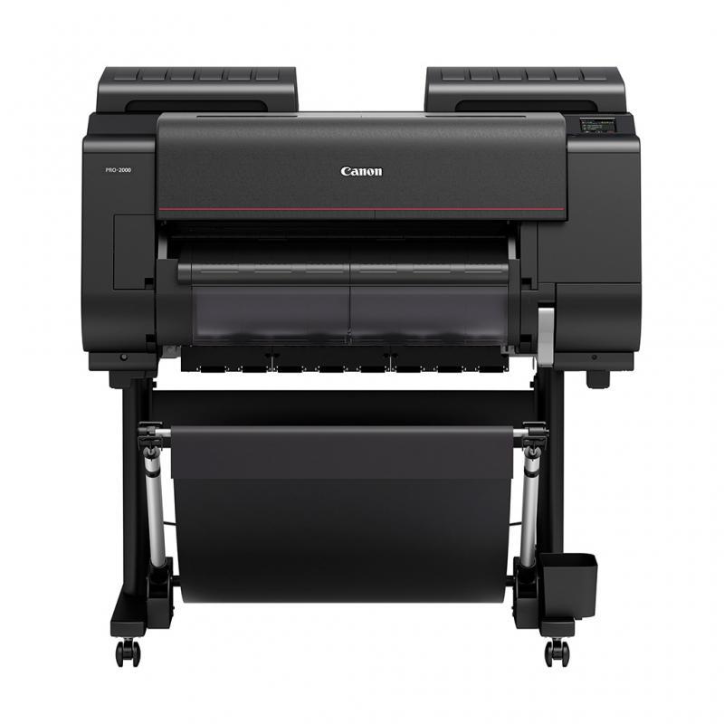 Imprimante PRO-2000 Canon - Une imprimante Photo 12 couleurs au format A1