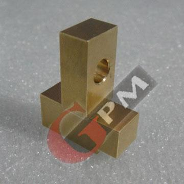 Brass parts - High precision Machining brass parts