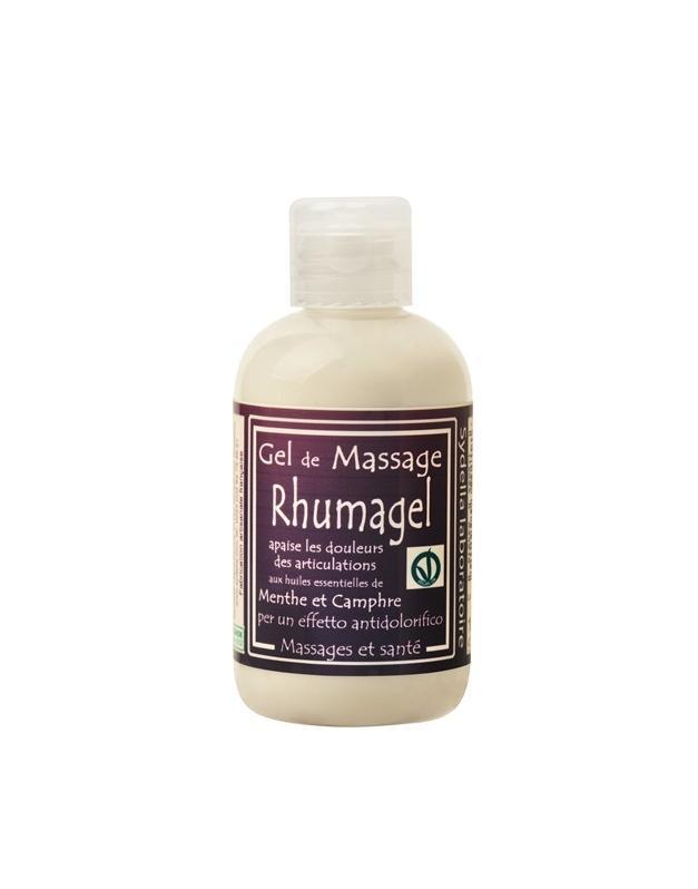 Rhumagel - PRODUITS DE MASSAGE