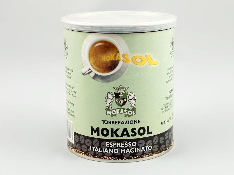 Barattolo con tappo salvaroma Espresso - Caffè Macinato