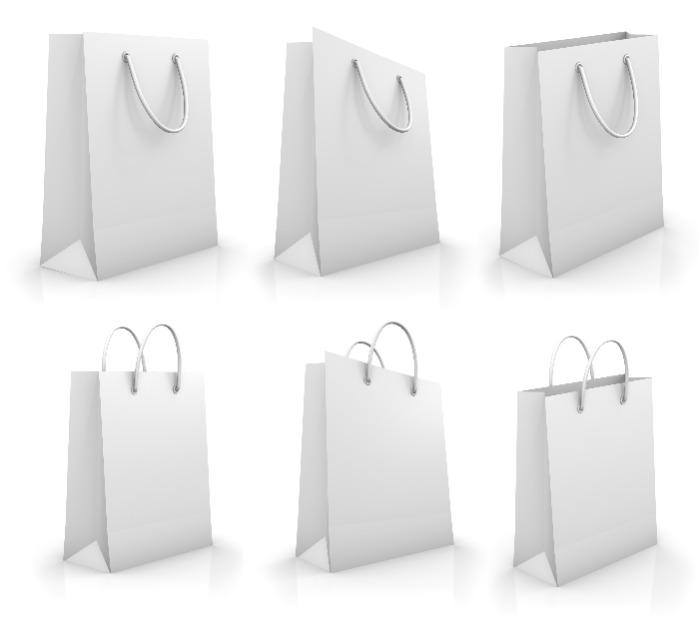 Custom paper bags - Tailor made luxury paper bags