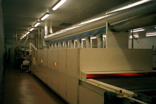 Tunnels de pasteurisation IR sous emballage - Tunnels de pasteurisation IR hors ou sous emballage