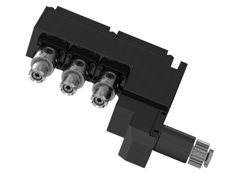 BENZ Nanofix®: Modulares Werkzeugsystem - Schnell wechseln auf engstem Raum