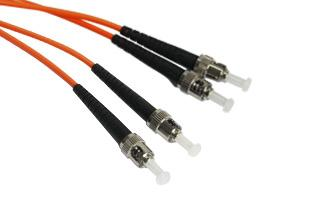 ST-ST Multimode Duplex Patch Cord - ST-ST Multimode