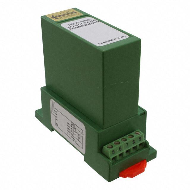 TRANSDCR VLTAGE 0-500VAC TRU RMS - CR Magnetics Inc. CR4550-500