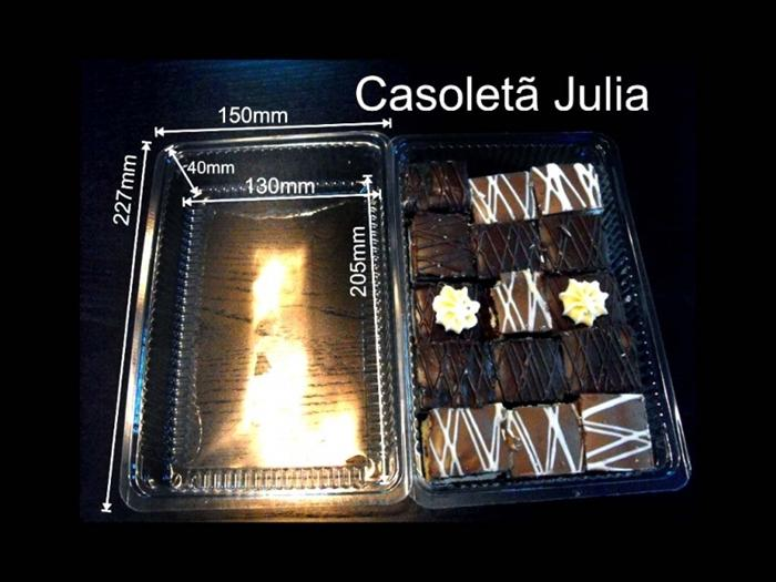 Caserole plastic prajiturele (model JULIA – 4136)