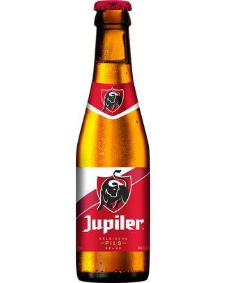 Casier Jupiler 5,2° VC 25cl - 24 - Boissons / Bières