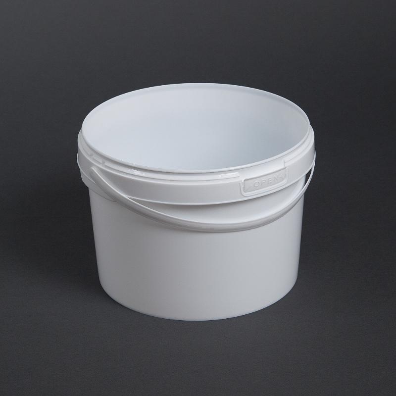 Kunststoffeimer rund, 3 Liter - Artikelnummer 526100003000