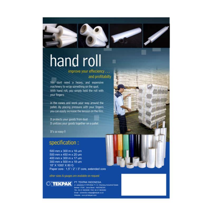 Hand Roll -