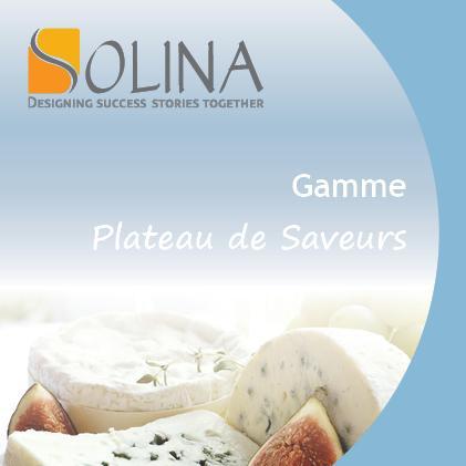 PLATEAU DES SAVEURS PREPARATION FROMAGERE