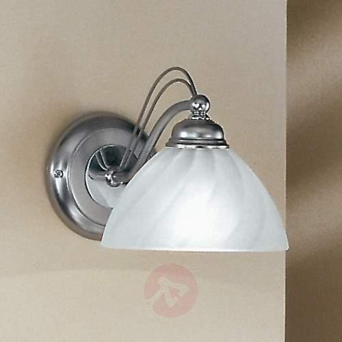 Juliana Wall Light Timeless Nickel Matte - Wall Lights