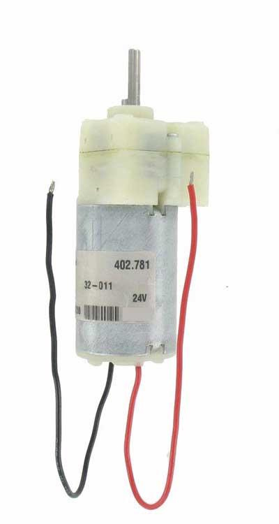 SWF402781 - SWF VALEO NIDEC ITT 402.781 spur gear motor 24V DC Typ: GMAG