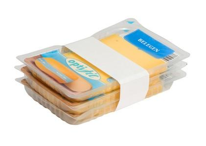 Käse Retail ready packaging