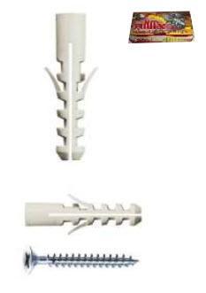 FE - FEV - Tasselli universali a 2 alette - FE805 - null