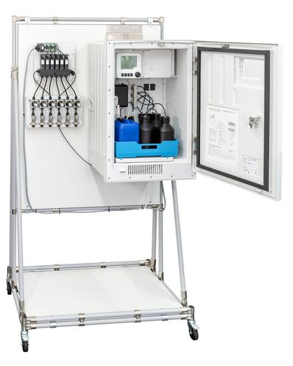Analyseur de silice Liquiline System CA80SI - null