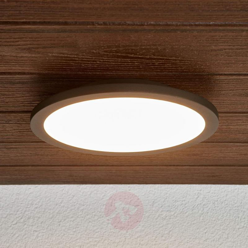 Malena - LED ceiling lamp for outdoors - outdoor-led-lights
