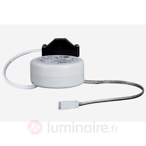 Transformateur LED Disc Power Supply 350 mA 9W - Transformateurs LED