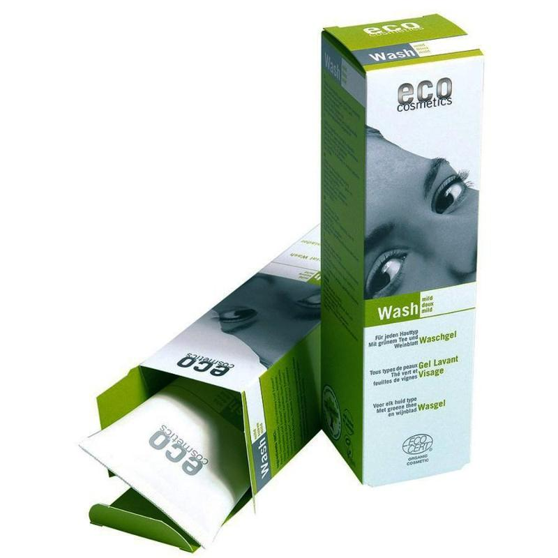 ECO Waschgel 125ml mit grünem Tee und Weinblatt