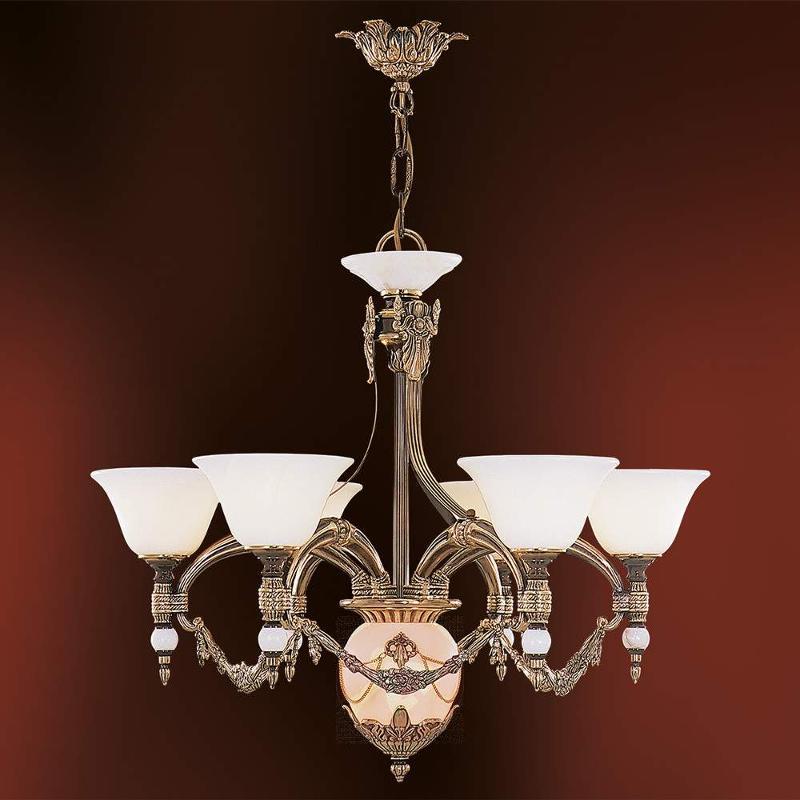 7-bulb chandelier Prestige - Chandeliers