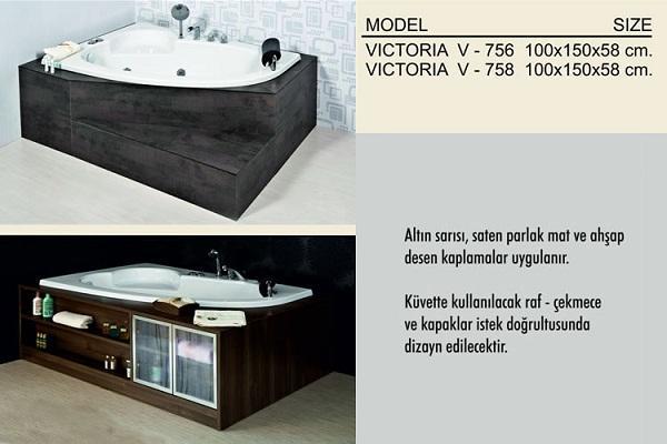 панель для ванны - Модель Bermuda, Dakota